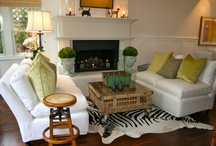 dream house :: fireplaces