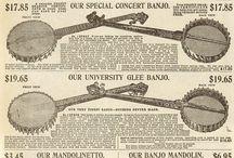 Banjo, Ukulele and others