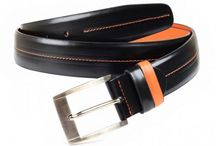 Pin Buckle Leather Belts