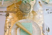 Party decorations, table ideas / by Abby Herndon