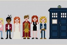 Doctor Who / by Joanna