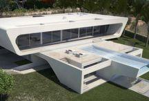 Architettura.  / Case cool