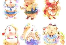 Guinea Pigs *S2*