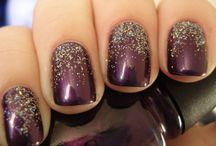 Nails / Great tips/tricks/idea's for manicures, pedicures and all things nails.  / by Eva Marie
