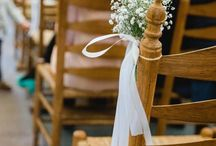 bruiloft kerk