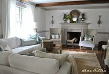 Decor: Living Room / by Okikie