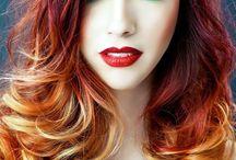 cabelos / by ATELIER PRISCA Priscila Muniz