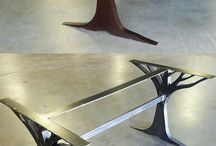 masa ve ayakları