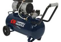 DIY Home / Home project inspiration – transform your home with an air compressor and air tools.