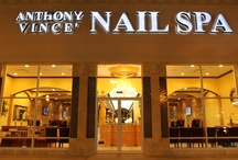 Anthony Vince Nail Spa - Montgomery, AL / Our Montgomery, AL location is located within the Shoppes at Eastchase.