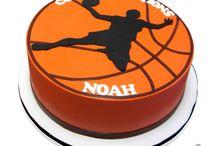 Ashton 13 bday cake