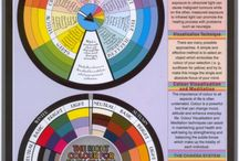 Colour (Healing) / Colour as it relates to energy, energy healing, colour in your life, colour in nature as inspiration, spiritual, chakra healing, crystals, meditation, health