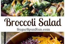 Salads / The best salad recipes on Pinterest! Spring salad, winter salads, summer salads, any kind of salad ideas you can ever want.