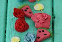 Sculpey clay / by Nina Banks