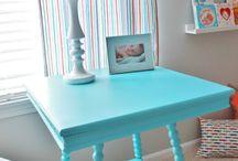 Nursery/Baby Room / by Genevieve Moreno