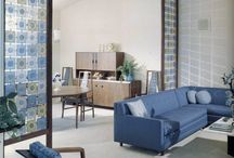 blue couch ideas