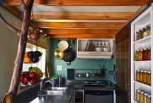 Tiny House Love / All the places we rest and live
