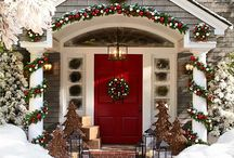 Holiday decorating / by Carolyn O'Neill