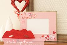 {Q&C} Be My Valentine / DIY Valentines Day ideas and crafts, plus Valentines Day handmade card and Valentines Day Layouts. Plus everyday love card and love layouts.