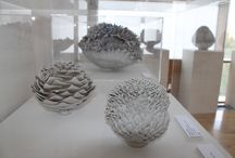 Adele Howitt: Ceramic Landscapes / PANORAMA@ The Civic, 29 JUL – 21 OCT 2017 Inspired by the anatomy of plants and a new perspective on her natural landscape, artist Adele Howitt presents a collection of large ceramics - intricate, seemingly delicate, yet robust.