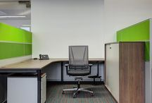 Time To Focus / Whenever it is time to concentrate on an important task, these workplaces will help to maintain your focus.