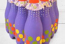 Artesanato para crianças / Artesanato para dia das crianças, festa de crianças, brinquedos para crianças, decoração de salas de crianças e muito mais.