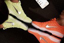 Nike+Workout¤ / by Tessa Thornton