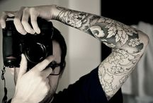 tattoo love / by Tricia James