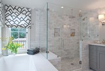 MASTERING THE BATH / MASTER BATHROOM INSPIRATION