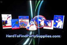 Ghostbusters Birthday Party Ideas, Decorations, and Supplies / Ghostbusters Party Supplies from www.HardToFindPartySupplies.com, where we specialize in rare, discontinued, and hard to find party supplies. We also carry several of the more recent party lines.