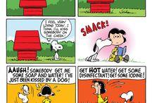 Charlie Brown & Snoopy Philosophy