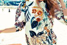 Pattern / flowers