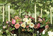 Outdoor Decor / Beautifully decorated porches, gardens, gazebos and more / by Girl in Pink