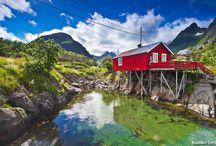 La oss dra til Norge / by Julie Moffitt