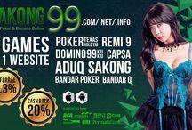 Sakong99 / Agen Judi Sakong Online Indonesia