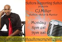 Authors Supporting Authors / Our Mondays at 8:00, Authors Supporting Authors series, brought to you as a joint project by authors, April Thomas &  Etienne A. Gibbs, has moved to Sundays, same time. Each week we shall interview authors about their work and the discipline behind their writing. Call (347) 843-4706 during the show with your questions or comments. We cater to novice and aspiring artists and authors in any of the Fine Arts every Sunday at 8:00 pm EST. Find us at our new address: http://www.BlogTalkRadio.com/IAMag
