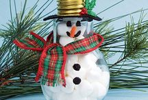 Christmas/Winter Crafts