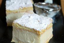 Cheese Cakes & Cream Cakes