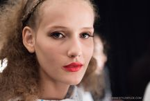 NYFW Spring 2017 Beauty Bests / My favorite beauty looks from the Spring 2017 collections