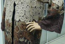 vestidos y blusas de crochet