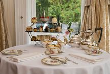 Afternoon Tea at Tullyglass / Enjoy our Afternoon Tea, accompanied by a glass of Prosecco or Moët & Chandon.
