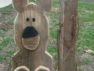 DIEREN (hout)