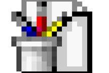 FONs + Paint-98 = ПРОЗРАЧНОСТЬ
