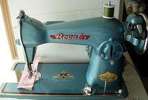 Sewing Machines / Vintage