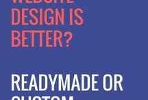 Which Website Design is Better?