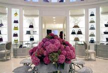Dior boutiques