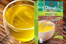 Dilmah Green Tea / The aftermath of the holidays can include feeling stuffed, bloated and uncomfortable as your stomach is unsettled from all the holiday feasting you did the last month. So we decided to help you with a week of Green Teas.