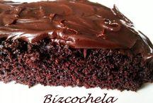 CHOCOLATEEEEEE / Recetas con chocolate