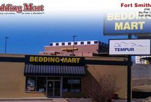 Mattress Store Fort Smith AR / Shop for mattresses in Fort Smith AR at Bedding Mart. Located at 2700 S 66th St. Call (479) 484-1121 for store hours, directions and current mattress specials.