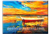 Yağlıboya, Oil Painting